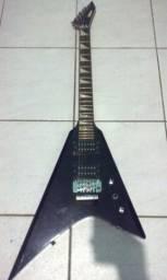Guitarra Fly V preço negociavel+capa exclusiva e cabo grátis