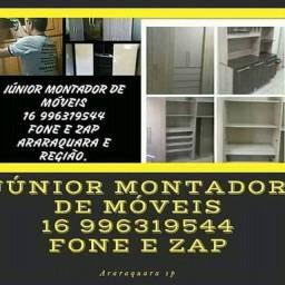 Junior montagem de móveis