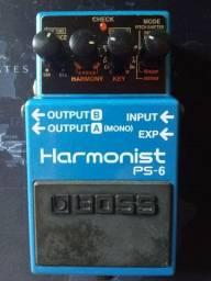 Pedal Boss - PS6 Harmonist