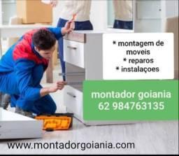 Armários reparos móveis goiania