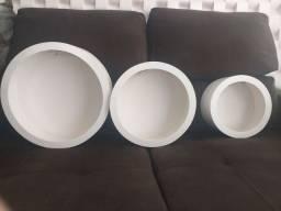 Trio de ninchos