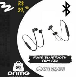Fone Bluetooth sem fio Últimas Unidades
