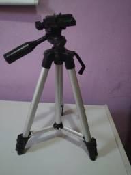 Tripe aluminio Universal para camera filmadora