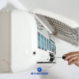 Venda e Manutenção de Aparelhos de Ar-condicionado do modelo Split