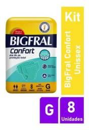 Fralda Bigfral Confort - Tamanho: G