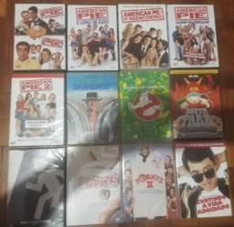 DVDs comédia / aventura / ficção