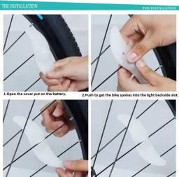 LEDS para Bicicleta 2 tipos