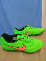 Chuteira Nike Magista Onda FG-R Verde