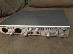 Interface de Áudio M-Audio 1814 FireWire