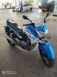 Suzuki inazuma 2016 único dono baixo km