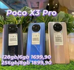 Título do anúncio: Poco X3 Pro Xiaomi Barato 256GB