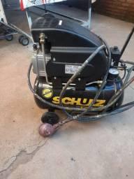 Compressor de ar shursz 8 pés