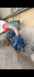 Título do anúncio: Motor yanmr nsb90 com bomba inap já acoplada