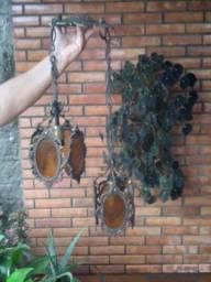 Lustre colonial antigo