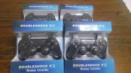 Título do anúncio: Controle Ps3 Playstation 3 Dual Shock Wireless Sem Fio Novo Na Caixa.