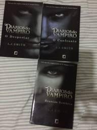 Livros diários de um vampiro
