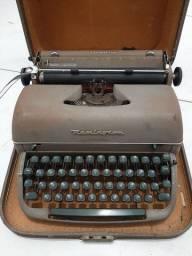 Título do anúncio: Máquina de escrever Remington para colecionador