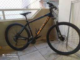 Bike 29 oxer tamanho 19 Shimano deore