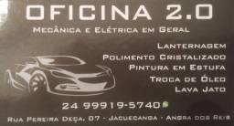 Lanternagem e pintura de automóveis