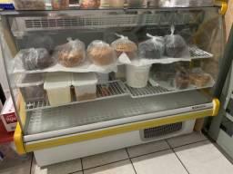 Refrigerador freezer expositor Gelopar