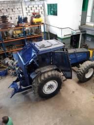 Trator 4x4 Valtra