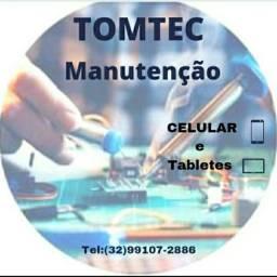 Título do anúncio: Manutenção celulares e tablets