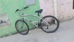 Bicicleta caloi aro 26 pneus novos