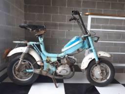 Moto antiga Brumana Pugliesi Ponei 50cc 1976