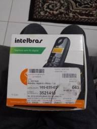 Título do anúncio: Telefone Digital Sem Fio