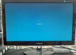 Vendo monitor tv Samsung de 24 polegadas.