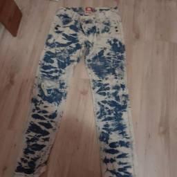 Calça jeans feminina ROXY( Quiksilver  feminina  importada )