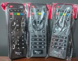 Controle TV box Novo pronta entrega