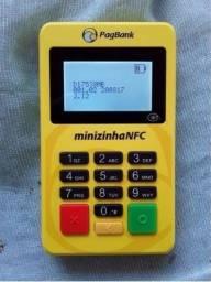 Maquininha de Cartão Minizinha NFC Pag Seguro