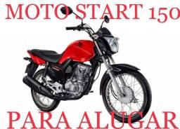 Moto start 150  ano:2015