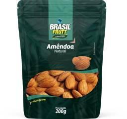 Amêndoa Natural - 200g - Brasil Frutt