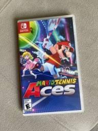 Mario Tennis Aces - Jogo Físico Nintendo Switch