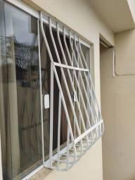 Grade em alumínio  para janelas