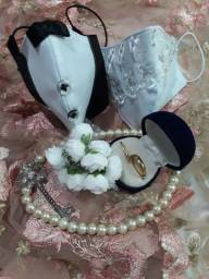 Kit casamento noiva/noivo