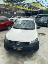 VW Saveiro CS 1.6 Muito Nova com Gnv 2015