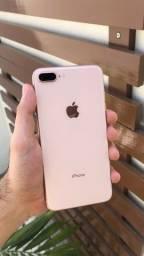 Título do anúncio: iPhone 8 Plus 64gb Dourado