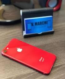 IPhone 8 Red 64GB + 6 meses de garantia + Nota