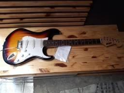 Guitarra elétrica com nota fiscal