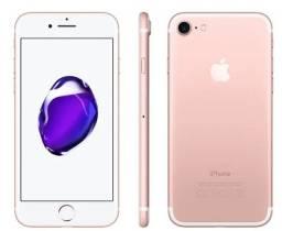 Iphone 7 128gb - 100% novo 100% original - cores Rosé e Gold (super armazenamento)