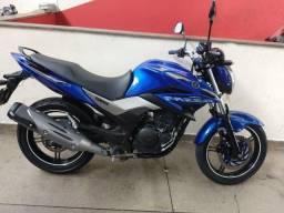 Yamaha Fazer 250 2014 Entrada de $1000