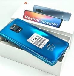 Redmi Note 9s 128gb 6 de Ram - entregamos em toda BH com FRETE GRÁTIS!!! Até 12x consulte