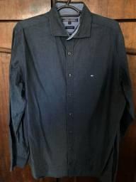 Camisa social Tommy Hilfiger tamanho M