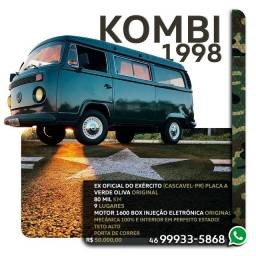 Kombi 98 exército