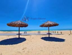 Título do anúncio: Pé na areia Porto das dunas Apartamento 2 quartos Beach Way! Oportunidade!