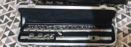 Troco Flauta transversal ,leia a descrição.