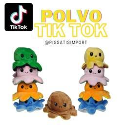 POLVO DO TIK TOK!